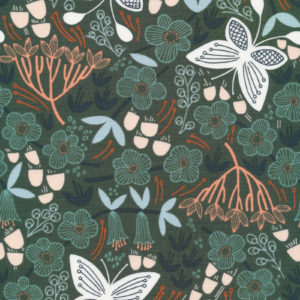 Cloud 9 Fabrics - Stockbridge - Alice Holt Green