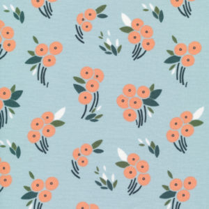 Cloud 9 Fabrics - Stockbridge - Bucks Oak Blue