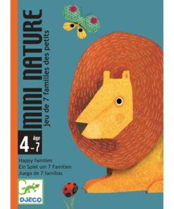 Djeco - Kartenspiel - Mini Nature