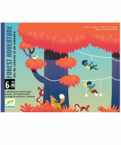 Kartenspiele: Forest Adventure von DJECO
