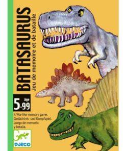 Djeco - Kartenspiel Djeco (Batasaurus)
