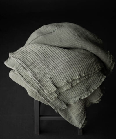 Merchant and Mills - Murakami Quilted Wobble Gauze Cotton