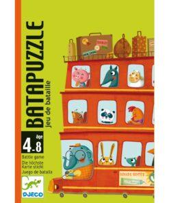 Kartenspiele: Batapuzzle von DJECO
