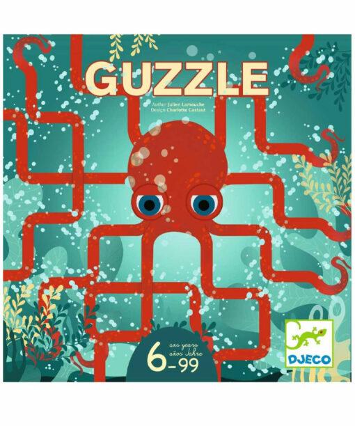 Knobelspiele: Guzzle von DJECO