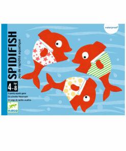 Kartenspiele: Spidifish von DJECO