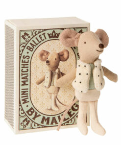 DANCER IN MATCHBOX, LITTLE BROTHER MOUSE